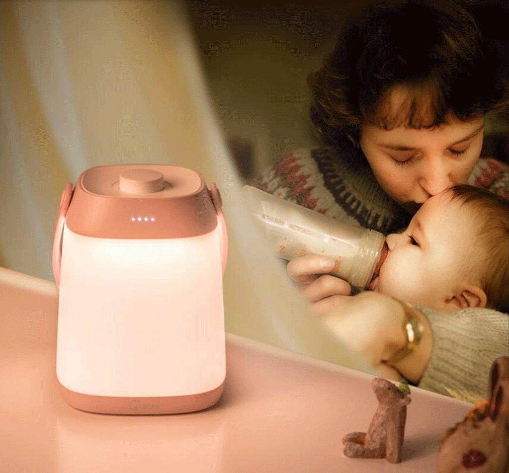YYF Tischleuchte Nachtlicht Lade Schlafzimmer Nachttischlampe Nachttischlampe Nachttischlampe Augen Neugeborenes Baby Baby Plug Fütterung Weiches Licht Stillen (Farbe   Grün) B07CYH2PHJ | Spielen Sie auf der ganzen Welt und verhindern Sie, dass Ihre Kinder einsam sind  eac50f