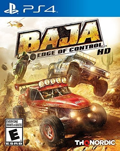 Baja: Edge of Control HD - PlayStation 4 -