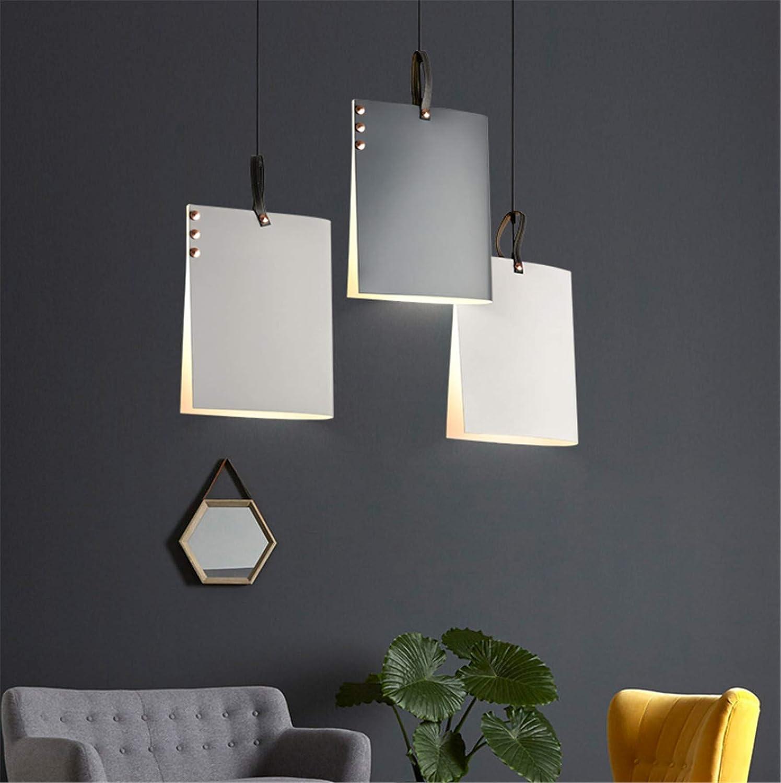 ペンダントライト、北欧スタイルのクリエイティブ天井照明器具シャンデリア照明、ディア30 * 40センチメートル B07MMTCDQR white Medium