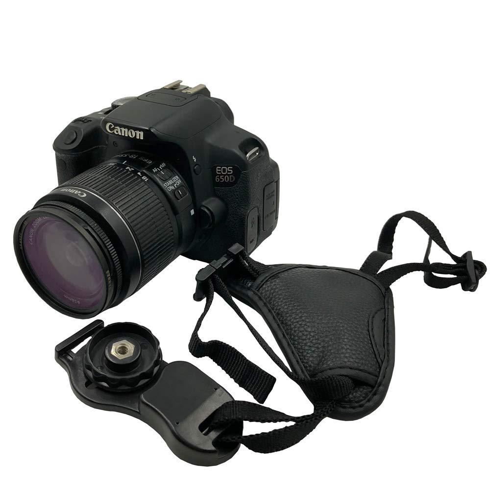 yunche nghe AA AKC-04 W Correa de Mano para cámara, la cámara ...
