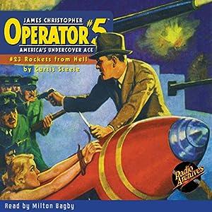 Operator #5 #23, February 1936 Audiobook