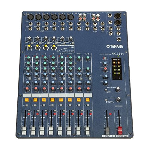 Yamaha MG124CX Digital Effects Discontinued
