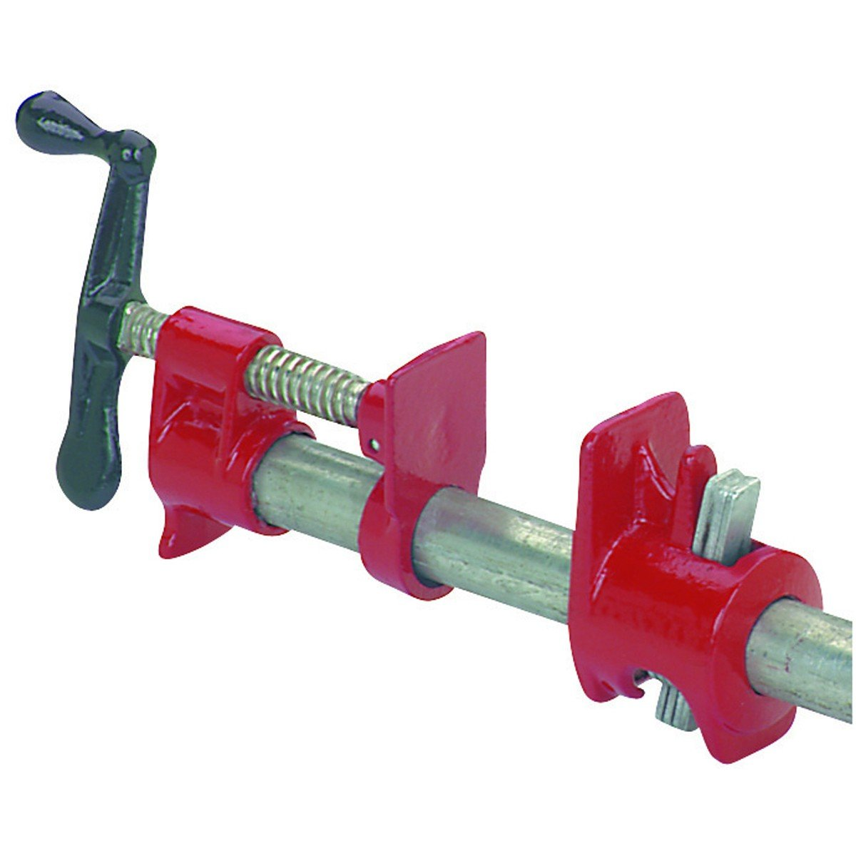 3/4 In Heavy Duty Cast Iron Pipe Clamp 2 Pc -USATM