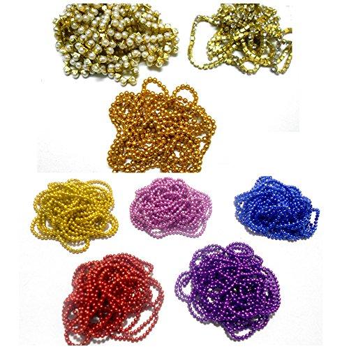 Goelx Jewellery Making Chains Pearl Chain 7fdd549b9
