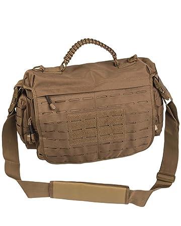 fcab9f712906 Mil-Tec Tactical Paracord Bag Large Dark Coyote  Amazon.de  Sport ...