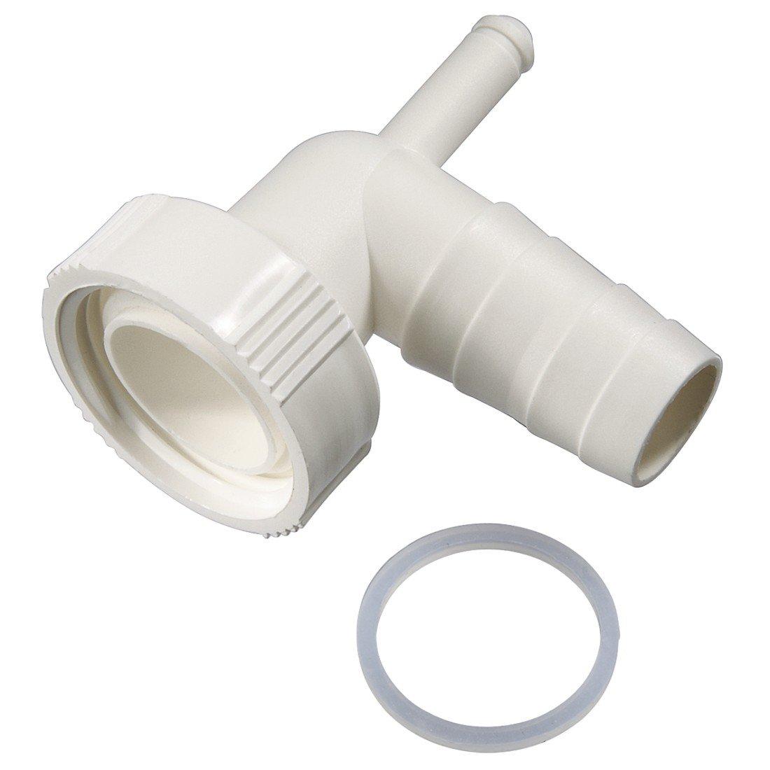Xavax Raccord de siphon avec raccord de condensat