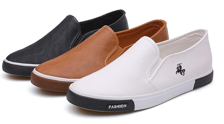 PPXID Homme Baskets Chaussures d/ét/é Bateau Mocassins