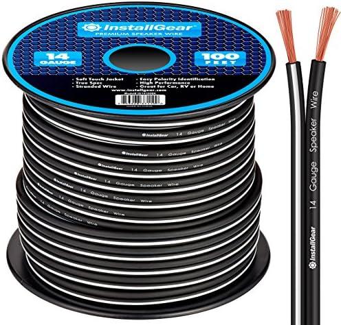 InstallGear Gauge 100ft Speaker Cable product image