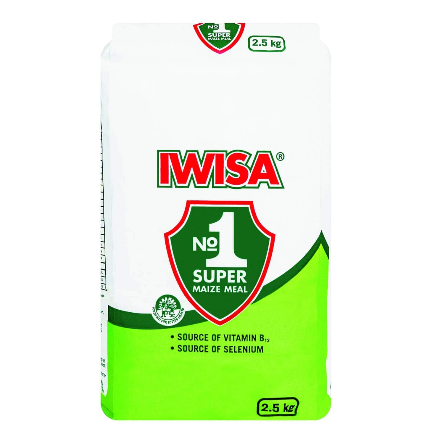 Iwisa Super Maize Meal - 1kg