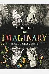 The Imaginary by A.F. Harrold (2014-10-23) Hardcover