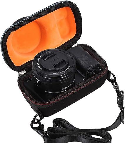 Mchoi Hartschalen Schutzhülle Für Sony Alpha A6000 Spiegellose Digitalkamera Nur Gehäuse Elektronik