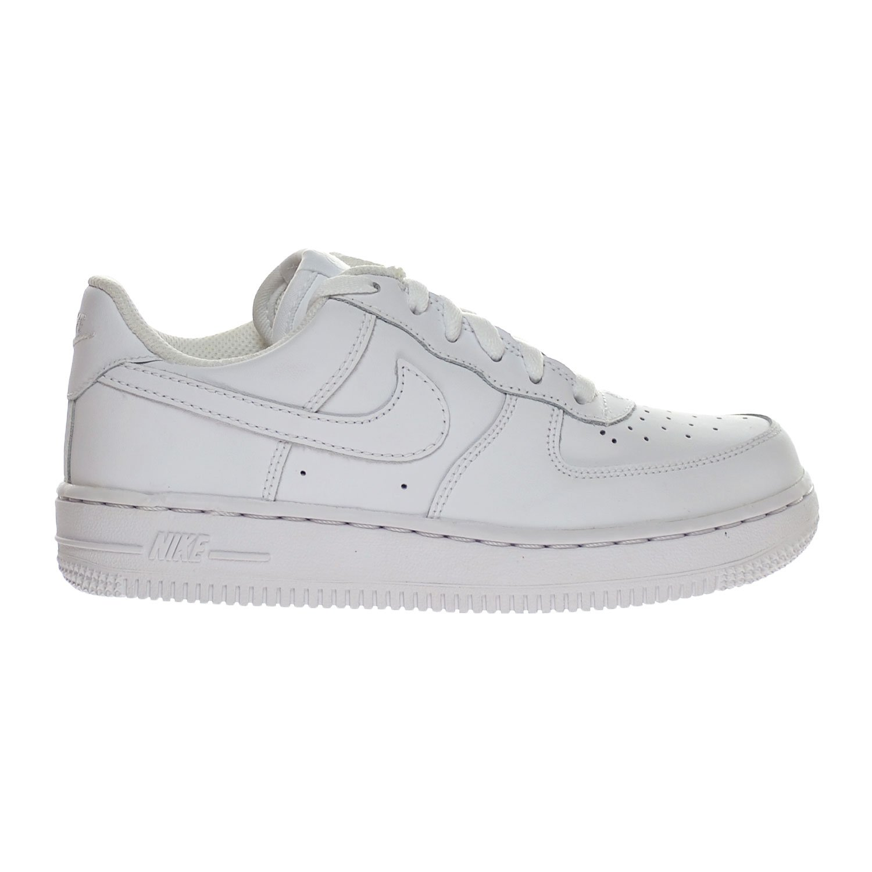 871299a7 Nike Air Force 1 (PS) Preschool Little Kids Shoes White 314193-117 (12 M US)