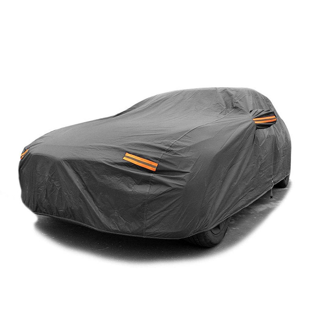 Jsmhh Compatible with Toyota Breathable Full Car Seat Cover, Light Full Garage Cover for Indoor Use,Camry (Size : Fit) by Jsmhh