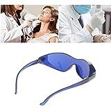 jiamins gafas de protección, 200–1200nm gafas de protección láser rojo, vasos protectores rojas de belleza de carga Initial