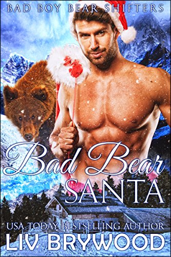 Bad Bear Santa (Bad Boy Bear Shifters Book -