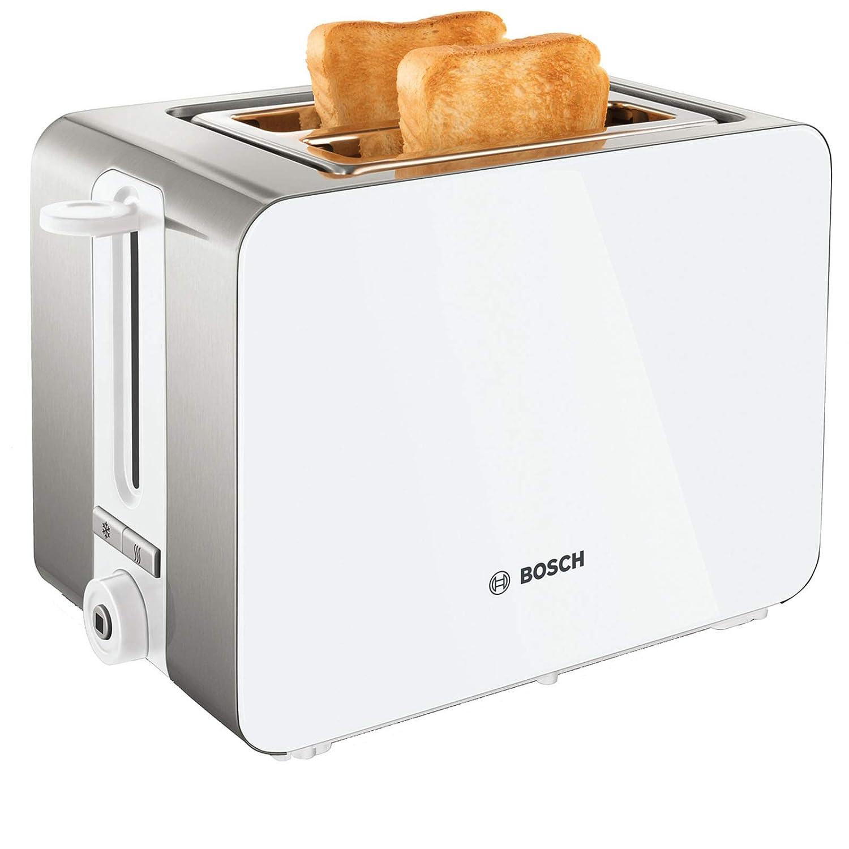 Bosch TAT7201GB Sky Toaster White
