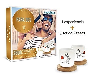 VIVABOX Caja Regalo -para Dos- 1.640 Aventuras únicas. Incluye: un Juego de