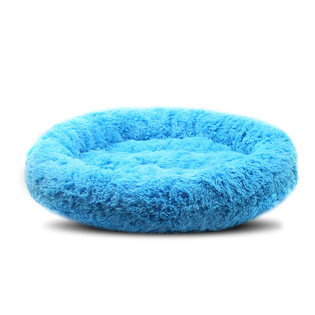 LUCOG Chien Chat Hiver Chaud Sac de couchage Lit doux pour animaux de compagnie Calmer dormir court lit en peluche Nid de Animal Vente