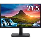 Acer モニター ディスプレイ ET221Qbmi (21.5インチ/IPS/非光沢/1920x1080/HDMI1.4x1,ミニD-Sub 15ピン/ブルーライトフィルター)