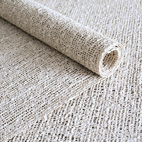 - Rug Pad USA, Nature's Grip, Eco-Friendly Jute & Natural Rubber Non-Slip Rug Pads , 5' x 8' Oval