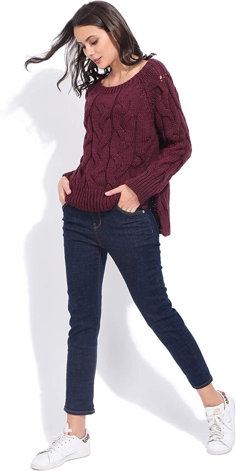 CHARLOTTE ET LOUIS BY MACMAX Pullover Winter Collection Women