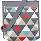 Skip Hop Central Park Outdoor Blanket and Cooler Bag, Triangles