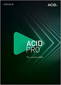 MAGIX Acid Pro Next - Next Level Loop Based Music Production