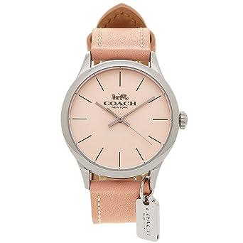 2484b40aafb0 [コーチ] 腕時計 レディース アウトレット COACH アウトレット W1549 BLH シルバー ピンク [並行輸入品