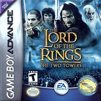 The Lord Of The Rings The Two Towers Amazonde Games