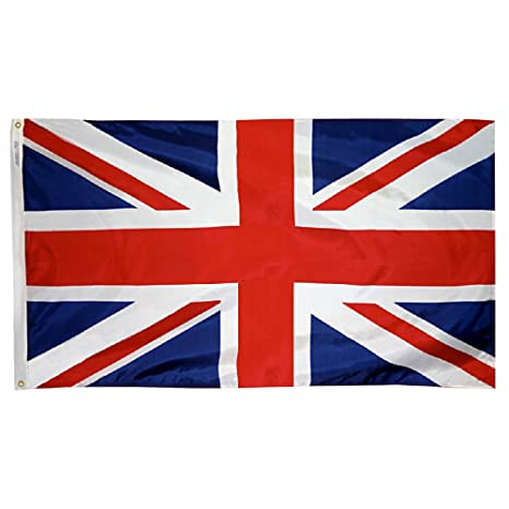 Amazon Annin Flagmakers Model 198893 United Kingdom Flag 3x5