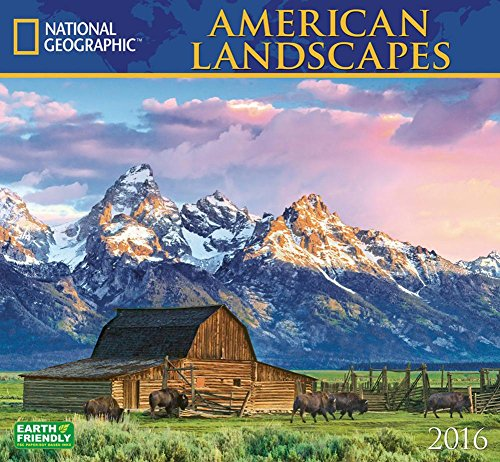 American Landscapes - 2016 Calendar 13 x ()