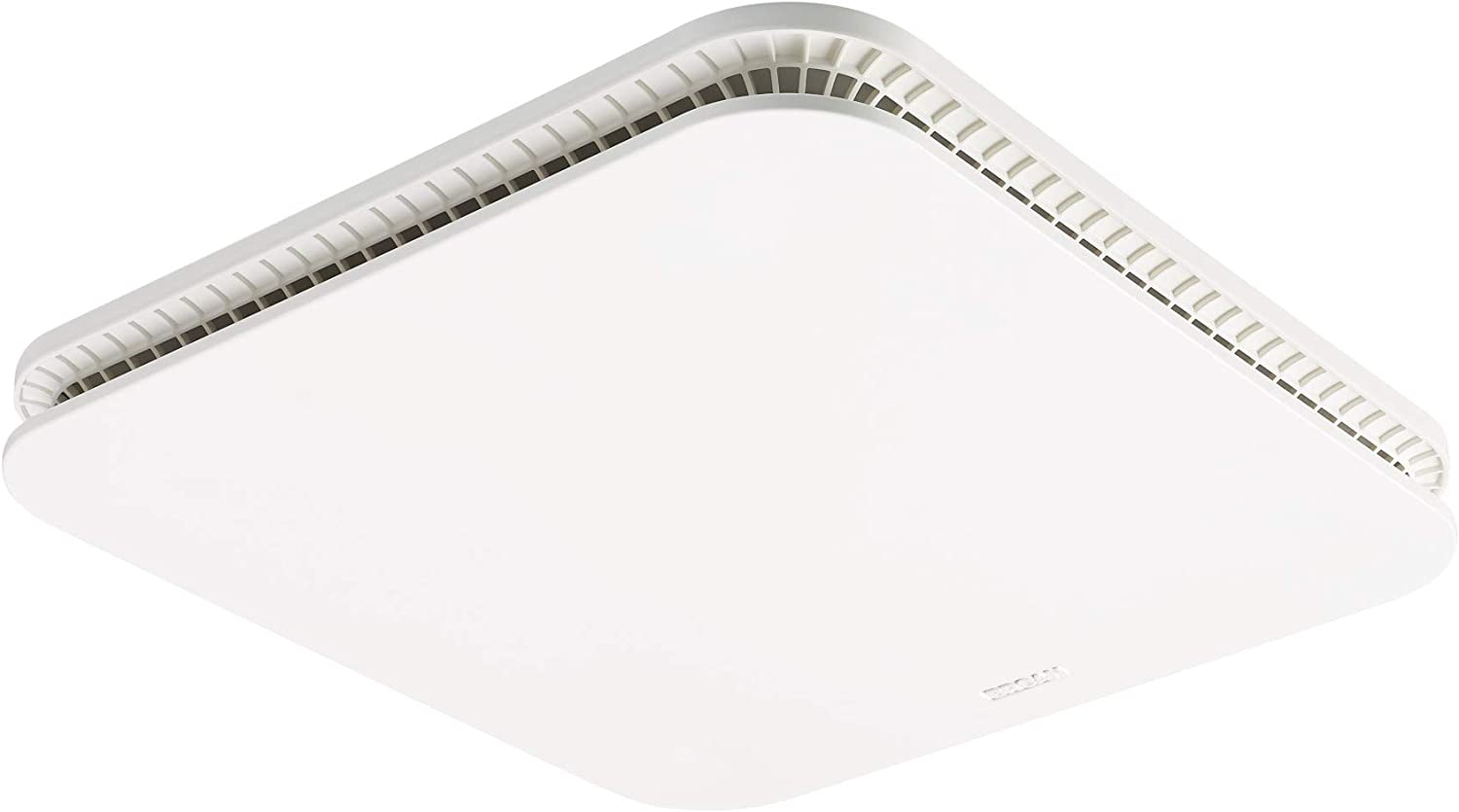 Broan-NuTone FG701S Universal CleanCover Bathroom Exhaust Upgrade Grille Cover, White Bath Fan