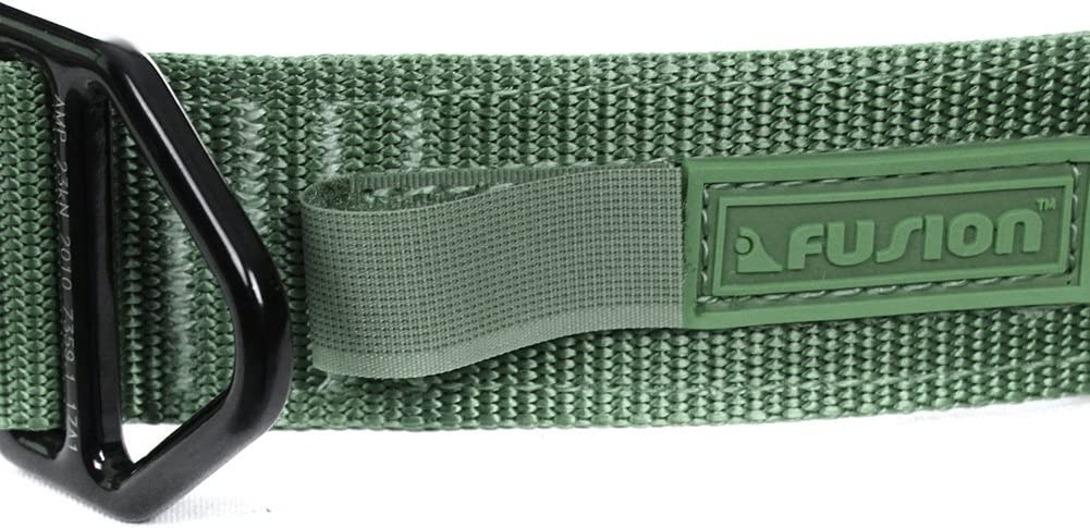 Fusion Tactical Military Police Riggers Belt Type D Foliage Green Large 38-43//1.75 Wide