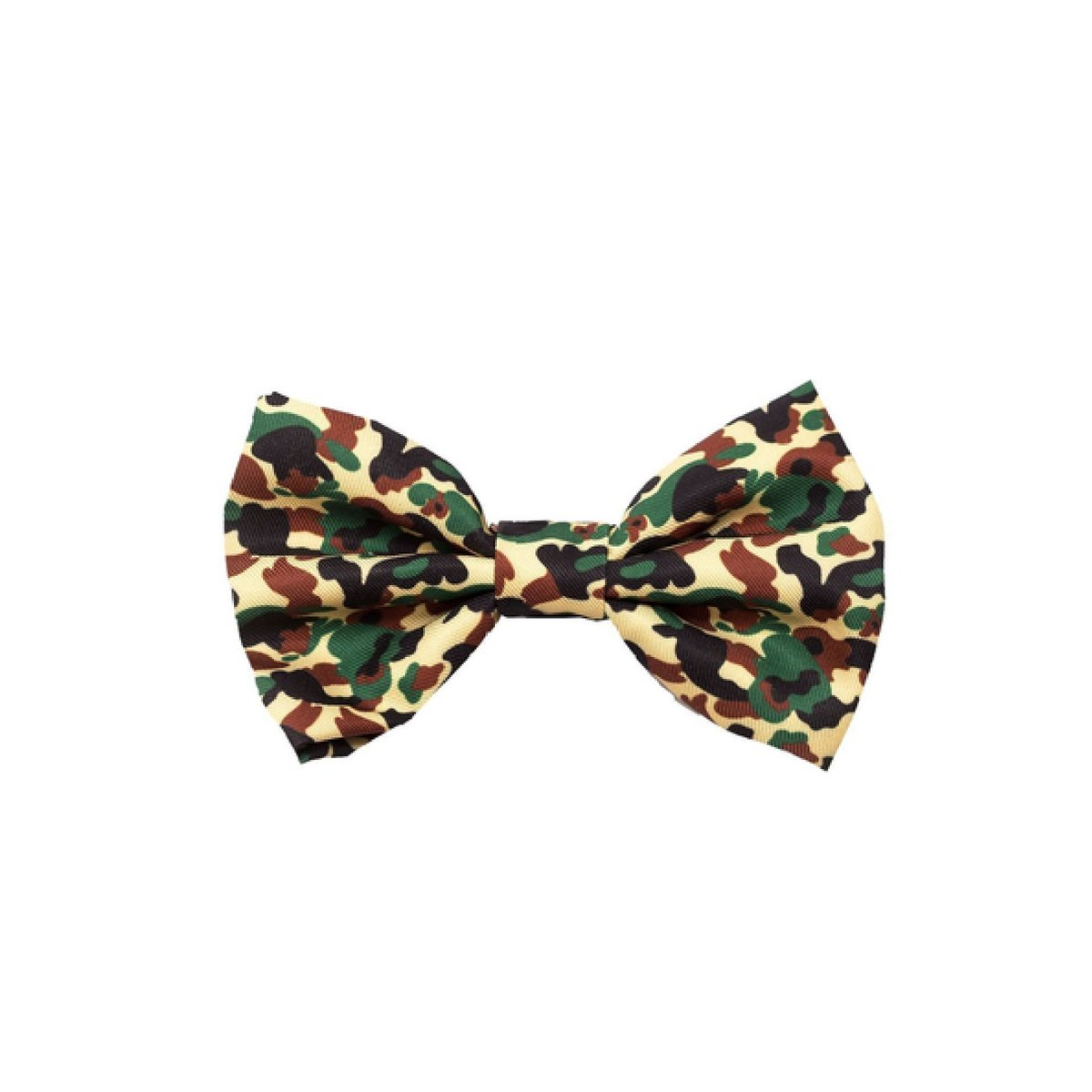 Fresh Pawz - Bowtie, Hype Camo, Small