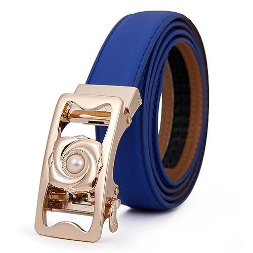 Fibbia Automatica,Cinture Donna Semplice,Selvatici,Cintura Decorativa Moda,Tempo Libero,Cintura Crony