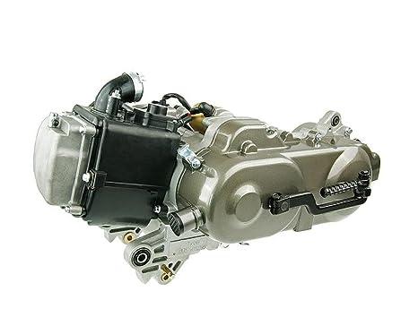 Motore completo 12 pollici albero corto freno a tamburo senza SLS .