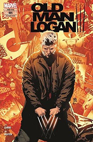 Old Man Logan: Bd. 5 (2. Serie): Blutige Erinnerung