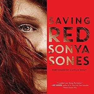 Saving Red Audiobook
