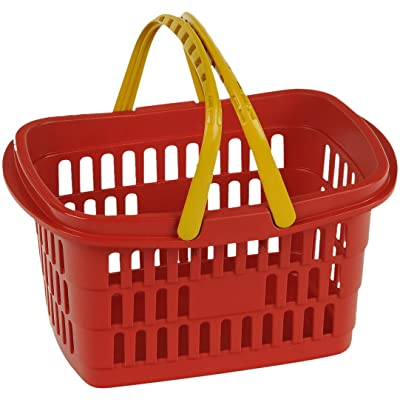 Theo Klein 9692 Shopping Basket, Toy, Multi-Colored: Toys & Games