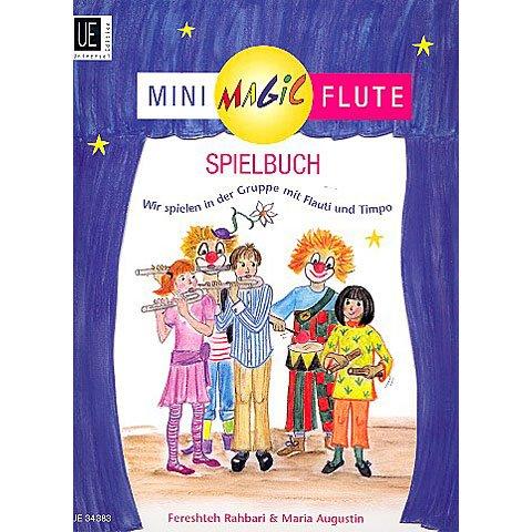 Price comparison product image Mini Magic Flute,  Spielbuch,  für 2 und mehr Flöten