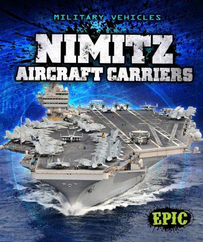 Us Aircraft Carriers Nimitz Class - 6