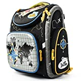 Kids Backpack for Girls and Boys Cute School Bag - Waterproof/Unique/Noble (3-108)