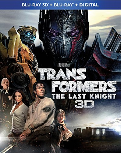 Transformers : The Last Knight [Blu-ray]
