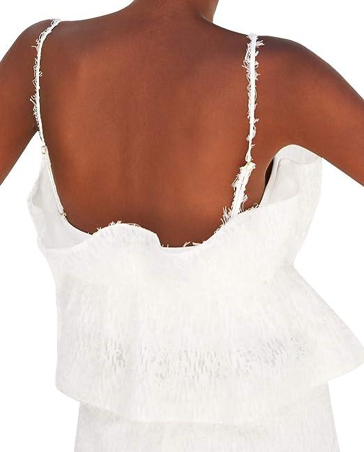 Zara 3006/601/250 - Camiseta para mujer - Blanco - X-Small ...
