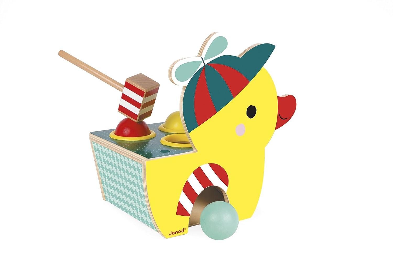 おすすめネット Janodベビーフォレストボールハンマートイ B01GUHL5XW – Duck赤ちゃんおもちゃ – B01GUHL5XW, ハッピーキャットDVDととら:01f388e4 --- irlandskayaliteratura.org