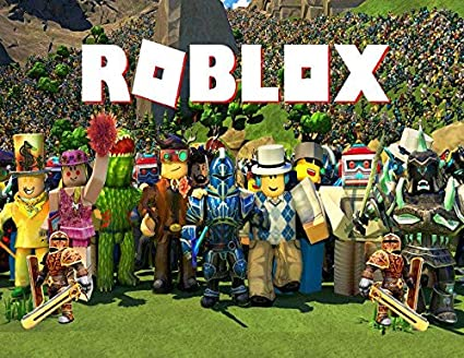 Roblox Assorted Characters And Skins Edible Cake Topper Image ABPID00287-1//2 sheet