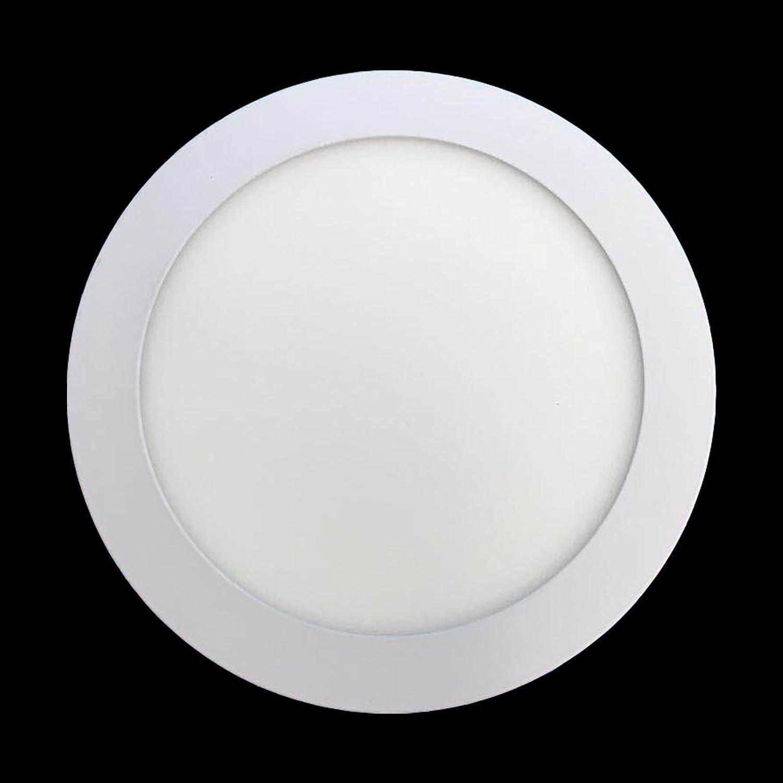 Gadget Zone UK 18 W LED Runde Einbauleuchte Deckenleuchte Flat Panel ...