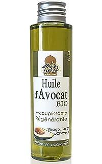 Aceite de Aguacate Bio y Natural – Piel y Cabello – 100 ml