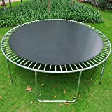 """Trampoline Pro 134"""" Mat with 80 Rings for 13ft"""