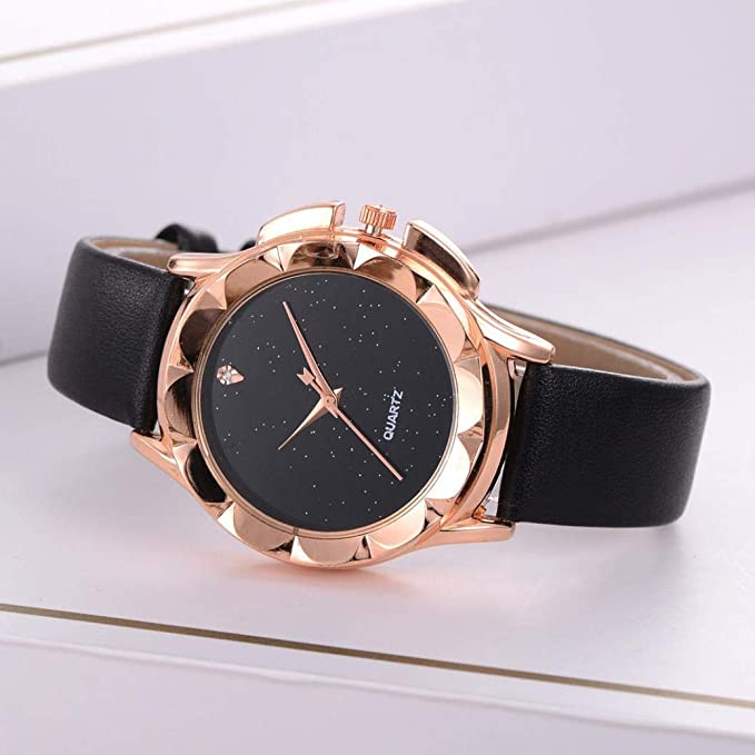 Amazon.com: Wrist Watches for Girls, Iuhan Women Ladies Silicone Strap Wrist Watch Quartz Watch for Female Gift Luxury Fashion Business Classic (F): Cell ...